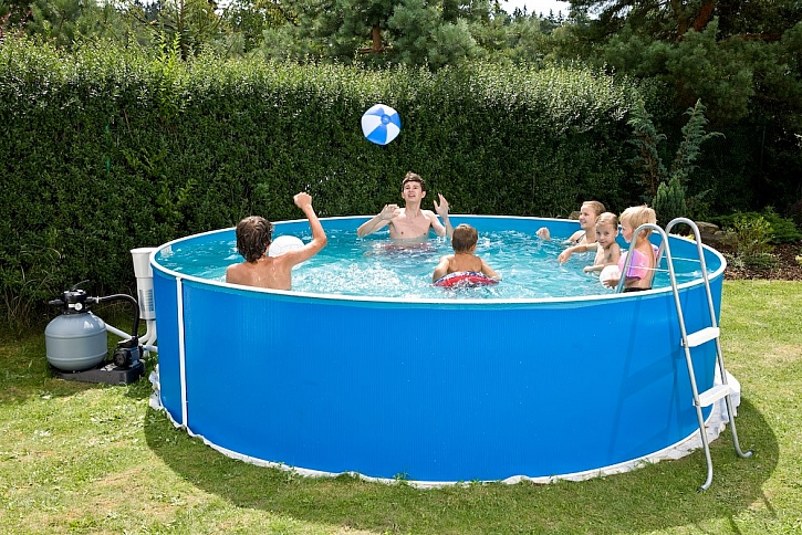 Bazén Orlando stihnete ještě do prázdnin