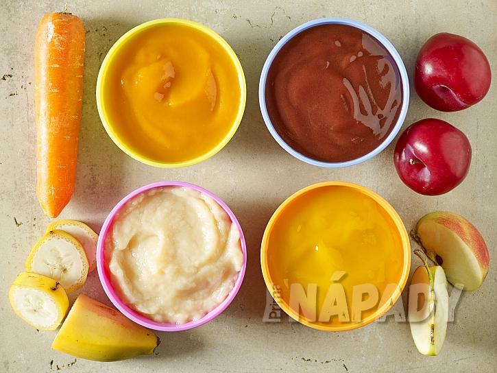 Domácí ovocné dřeně můžeme vyrobit z ovoce i zeleniny (Zdroj: depositphotos.com)