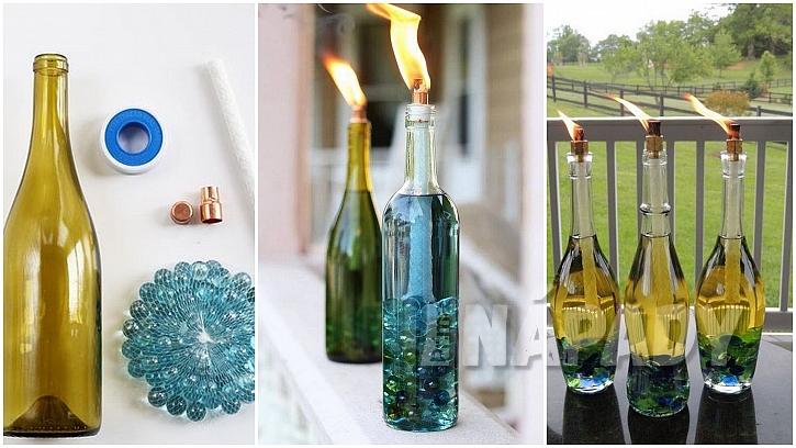 Olejové lampy