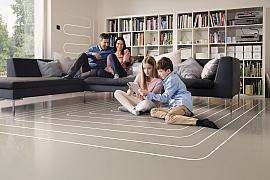 Sedm důvodů pro volbu podlahového vytápění
