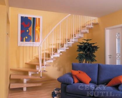 Upevňujeme schody