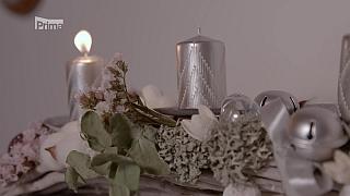 Výroba adventního svícnu na poslední chvíli