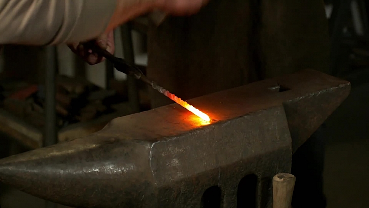 Rozžhavené železo