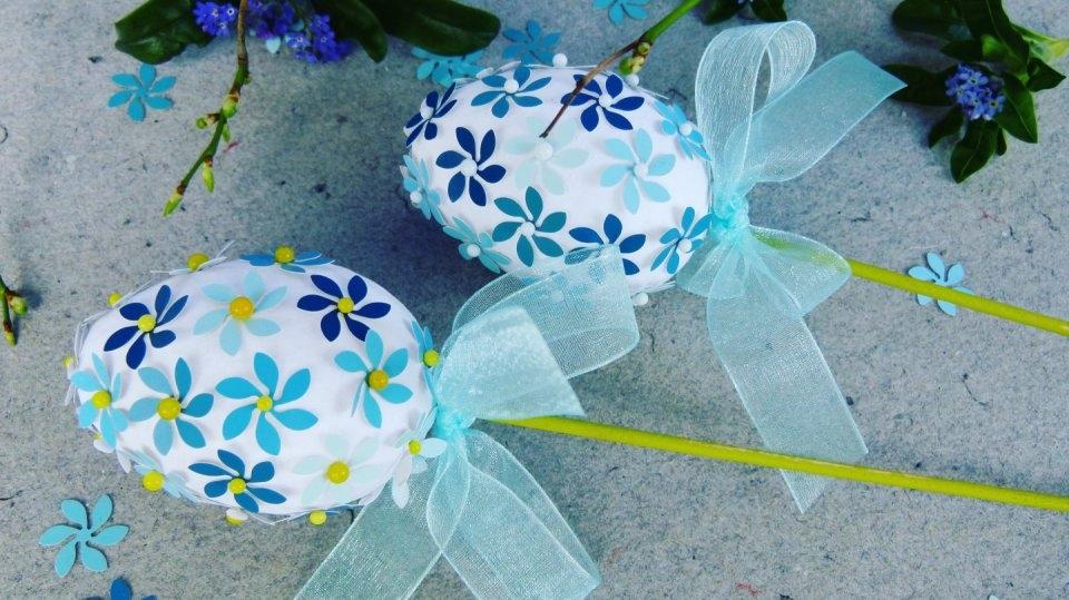 Velikonoce ve znamení pomněnek: Jak vyzdobit svůj domov rychlou dekorací