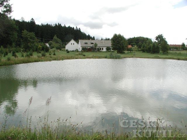 Chalupa v jižních Čechách