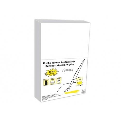 MFP kreslící karton A3 200 listů 250g