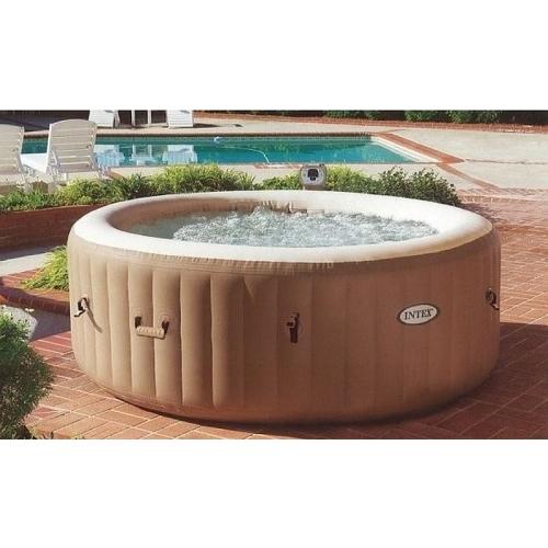 INTEX Vířivka Pure Spa Bubble Massage 2,16 x 0,71 m s ohřevem, pro 6 osob 28408EX