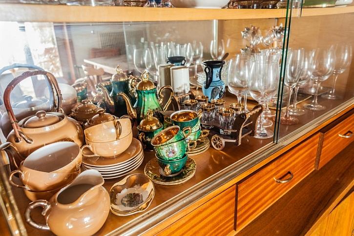 Vystavte exponáty do vitríny. Jakou vybrat?