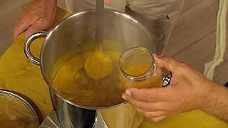 Dýňovo-mandarinkový džem