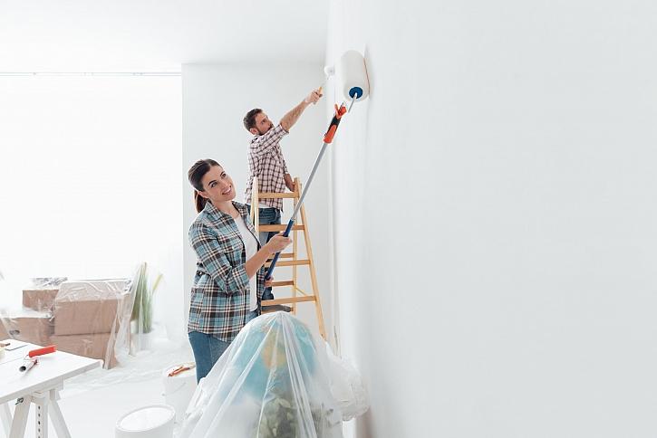 Na co vše je třeba myslet, pokud se chystáte malovat? (Zdroj: Primalex)