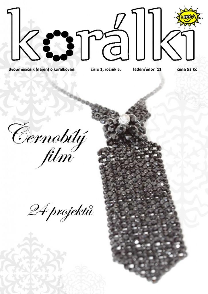 Časopis Korálki 1/2011