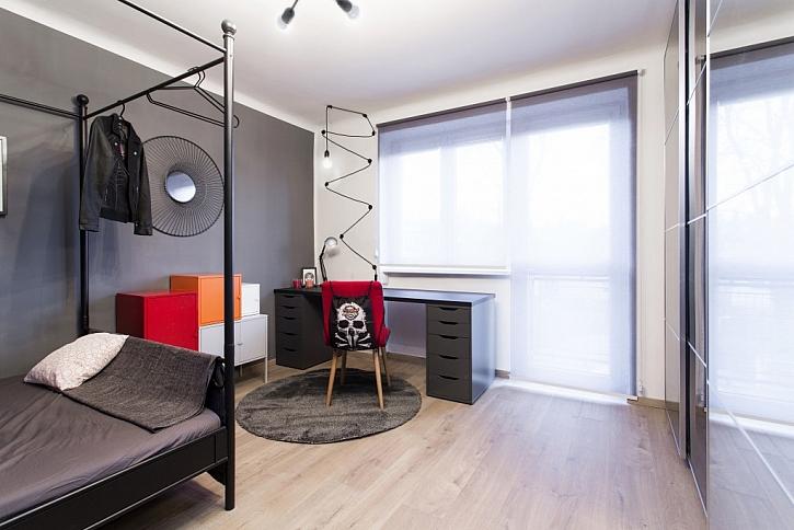 Přestavba bytu 3+1 pro babičku