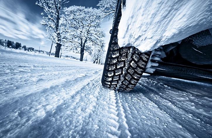 Na zimu je nutné vyměnit letní pneumatiky za zimní