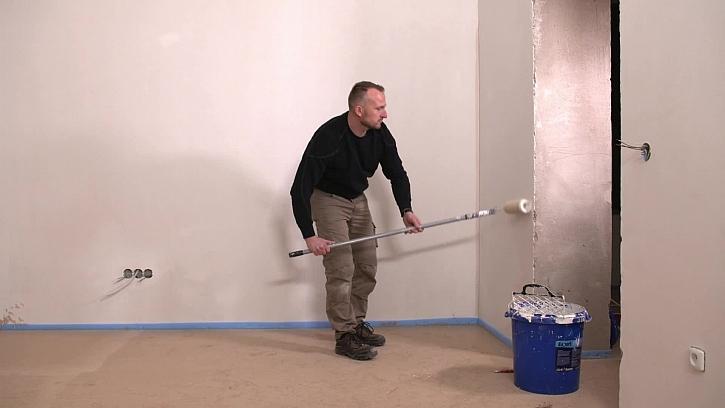 Malování zdí
