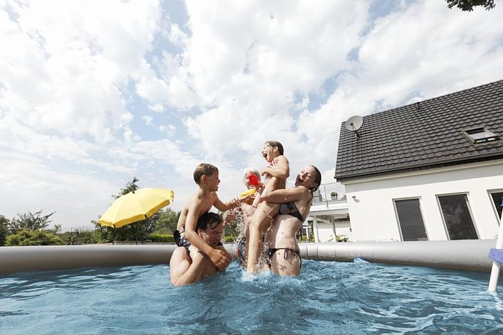 Nadzemní bazény: užitečné informace