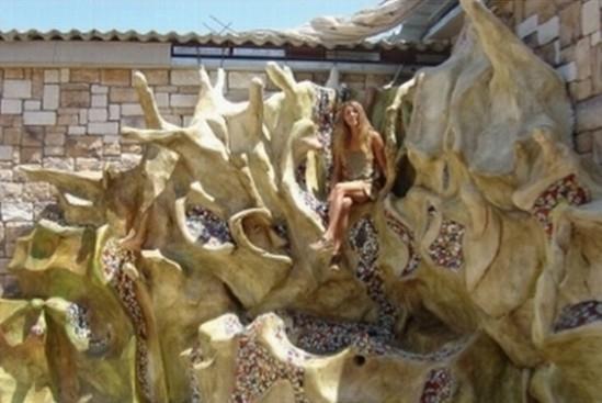 Kouzlo marockého štuku