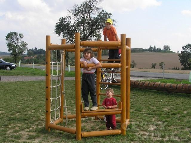 Dětská hřiště našich čtenářů