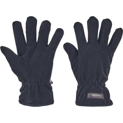 Mynah jsou Mynah rukavice ušité ze silného barevného fleecu