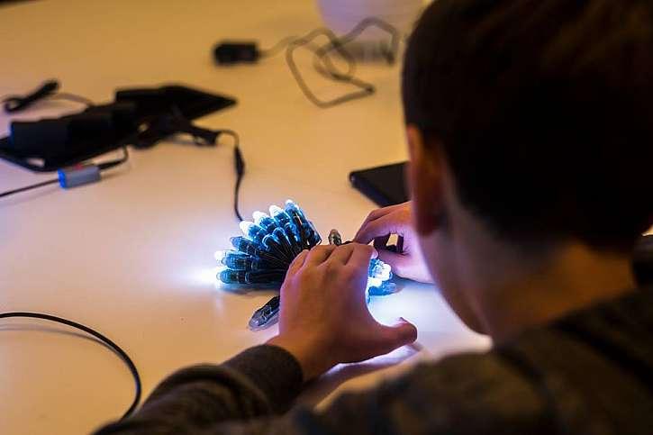 Na programu jsou také přednášky s odborníky na téma 3D tisku či umělé inteligence
