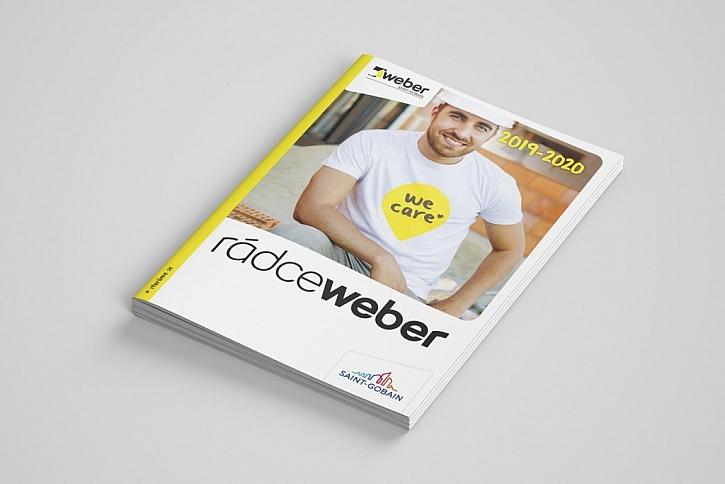 Stavební příručka RÁDCE 2019 – Weber
