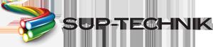 Logo pořadu SUP-TECHNIK a.s.