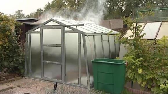 Jak připravit skleník na zimu