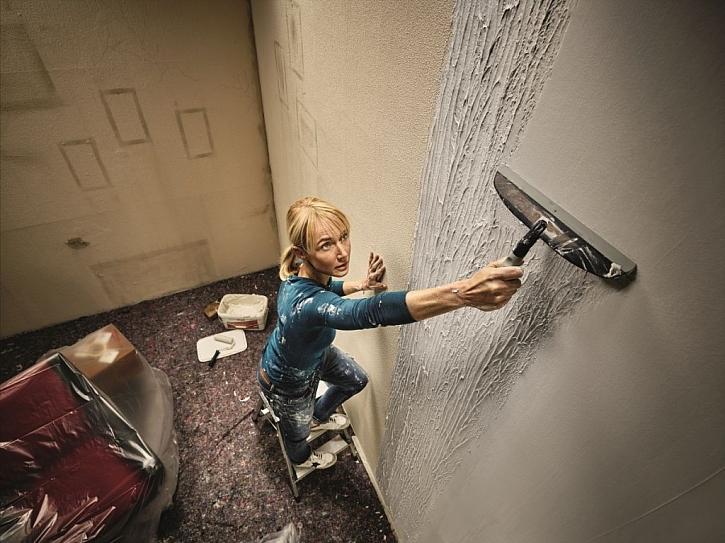Jak vymalovat interiér (Zdroj: Hornbach)