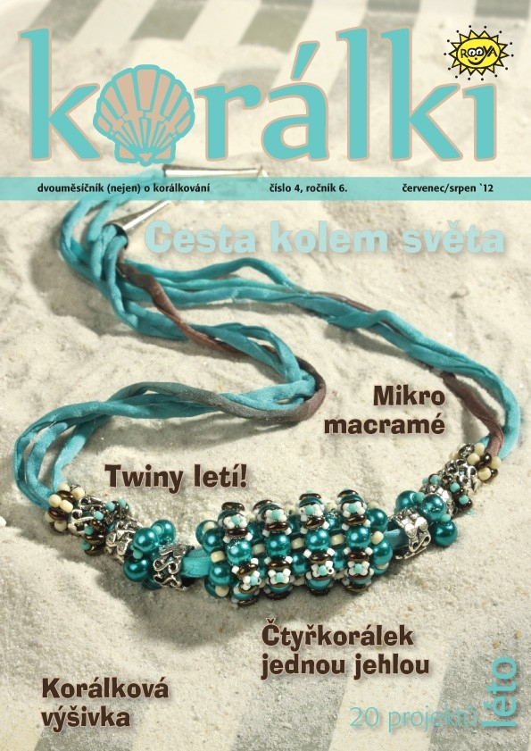 Časopis Korálki 4/2012