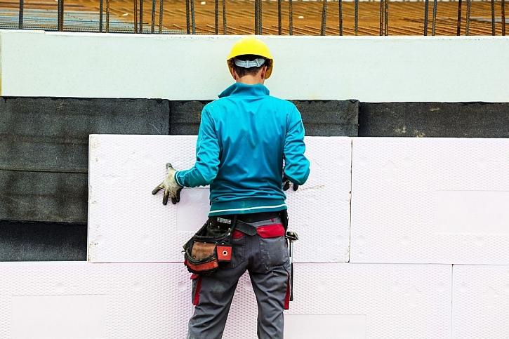 Zateplování polystyrenovými deskami je velmi častý způsob izolace
