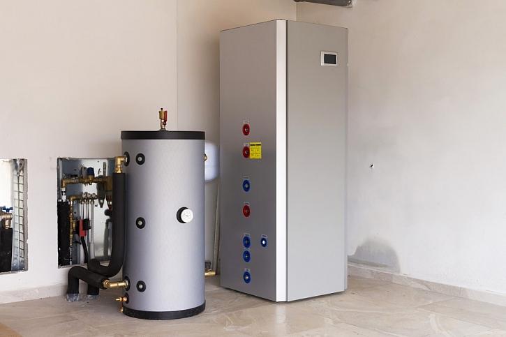 Tepelné čerpadlo vzduch - voda patří k nejoblíbenějším obnovitelným zdrojům vytápění