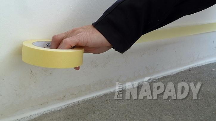 Jak zafixovat a ošetřit betonovou podlahu v garáži  3