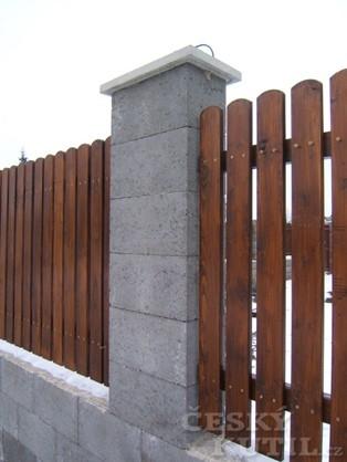 Moderní a cenově výhodný plot