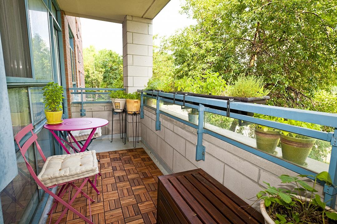 obrázek tématu: Balkóny a lodžie