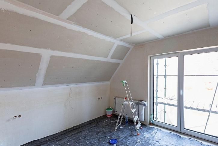 Obkládání vnitřních stěn sádrokartonem nevyžaduje vůbec žádné povolení, pokud se nejedná o památkovou zónu