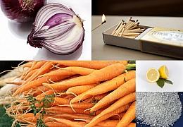 Jak na odstranění zápachu v kuchyni: Pomůže citron, mrkev i ocet