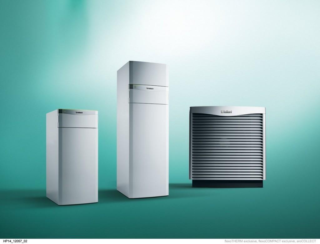 Novinky v oblasti tepelných čerpadel představí Vaillant