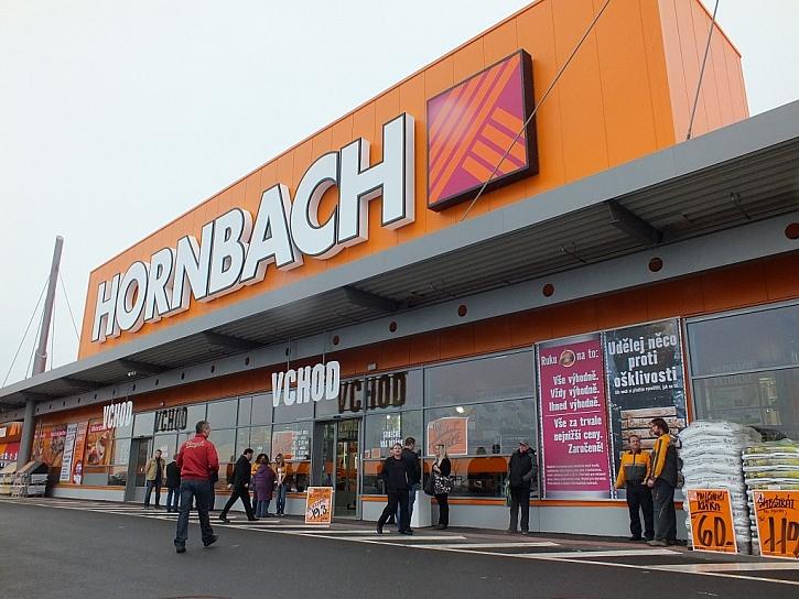 Hornbach Čestlice dnes otevřen