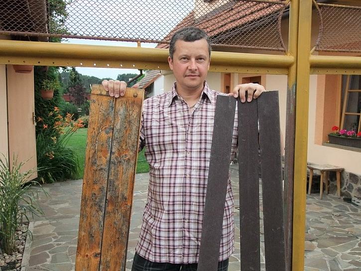Transform aneb vrata a plot z popelnice