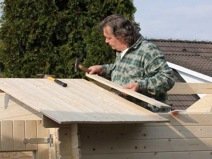 Konstrukce střechy