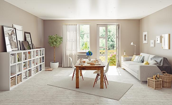 Pusťte se do jarního úklidu a zkrášlete svůj domov (Zdroj: Depositphotos)