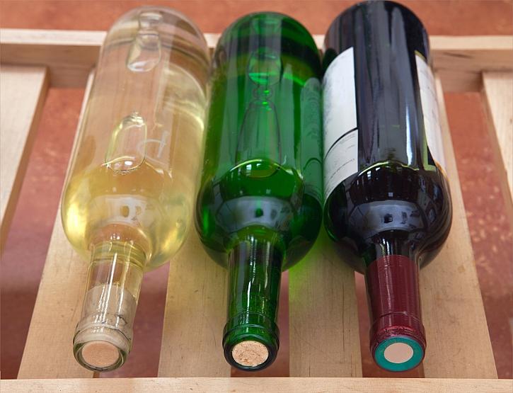 Vinné láhve