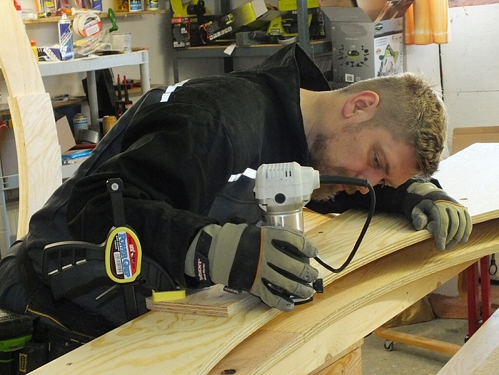 Jednoruční svěrky - Power Grip