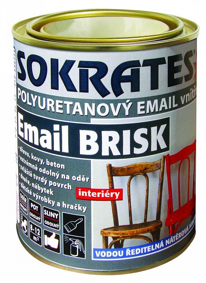 U dveří věnujte pozornost emailům odolným na pot lidských rukou. Požadavek splňuje náš SOKRATES® Email Brisk