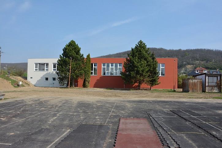 Nové multifunkční centrum pro odborný výcvik