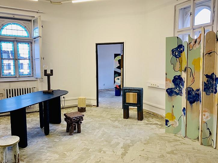 Pět osobností, jedna vize. Čeští designéři a umělci představují sběratelský nábytek a bytové doplňky pod projektem MPKJVLJS (Zdroj: MPKJVLJS)