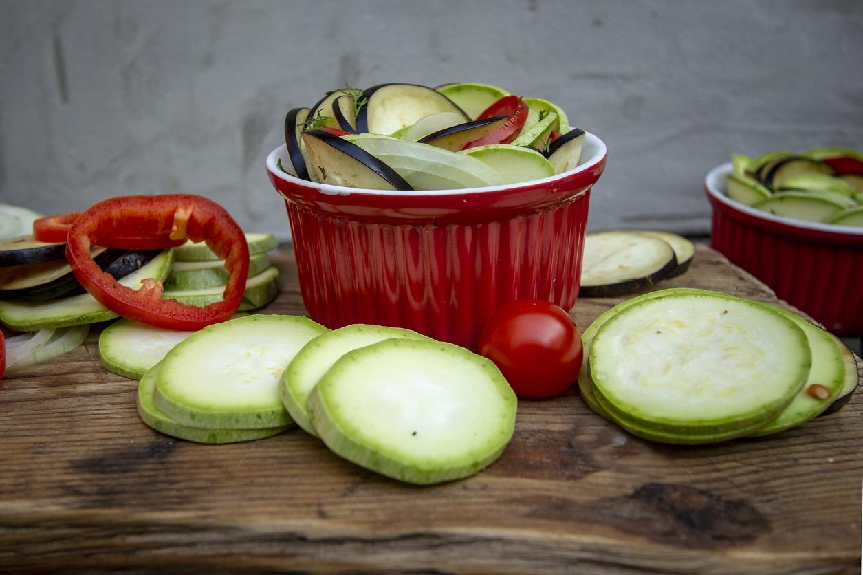 Ratatouille z cukety, lilku, papriky a rajčat: Báječná zelenina tak, jak ji milujeme