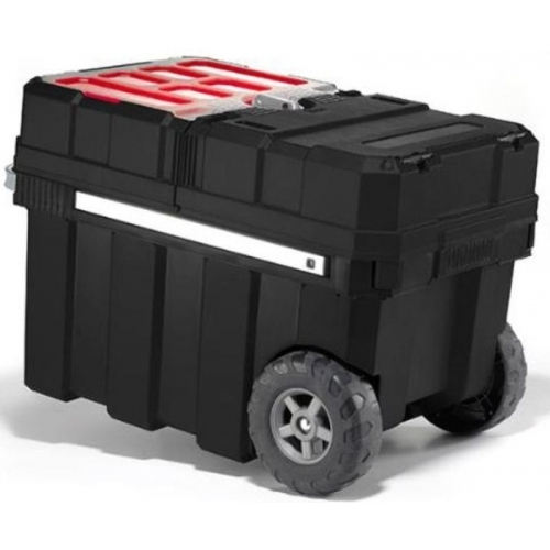 KETER MASTERLOADER kufr na nářadí black/red