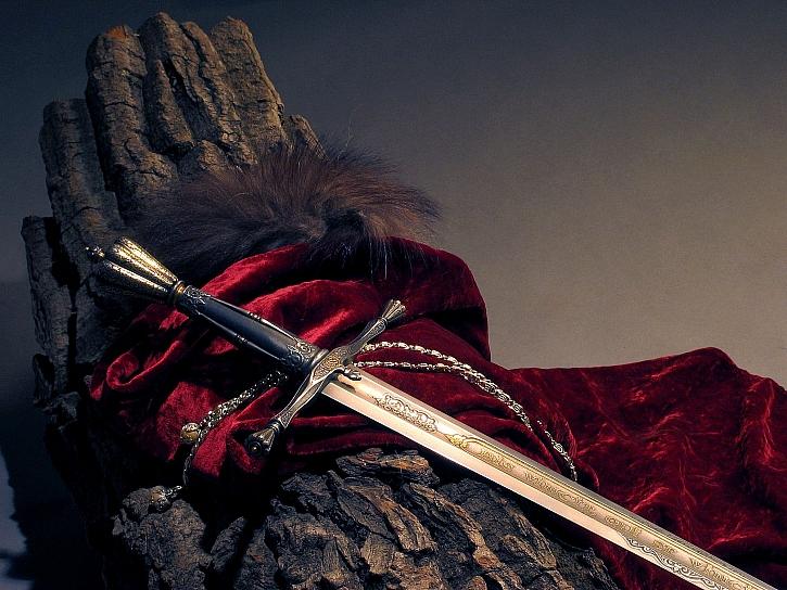 Kovaný meč