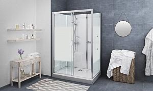 Bezbariérová koupelna, to je sen seniorů i handicapovaných!