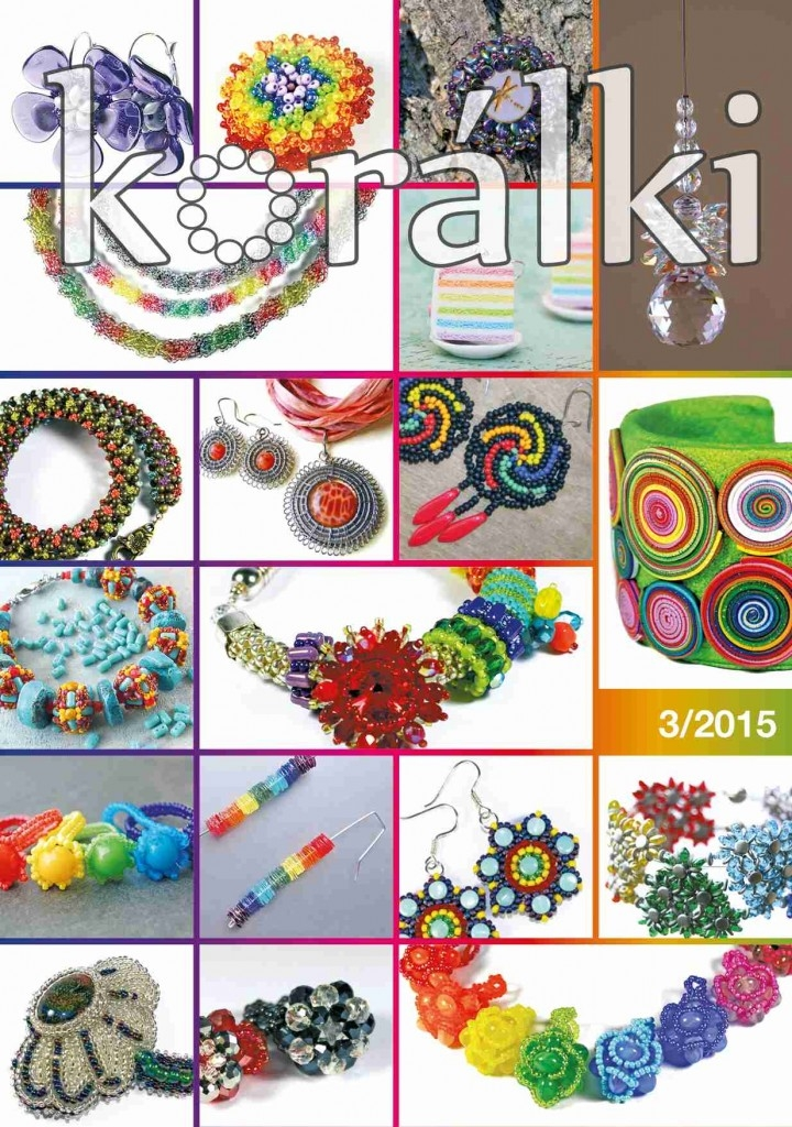 Obsah časopisu Korálki 3/2015 – Duha